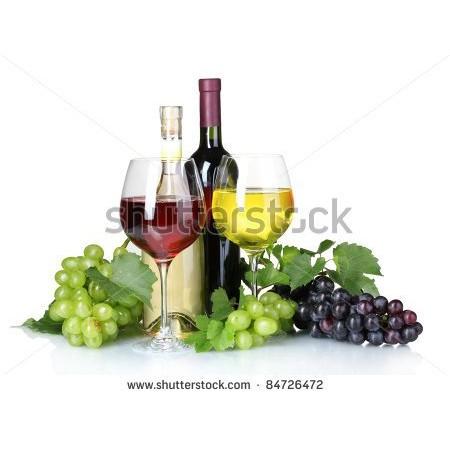 Вино и виноград Studialotus.ru - Студия стекла ЛОТОС